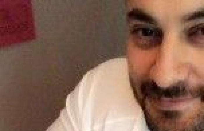 بالصورة.. هادي أسود يرزق بمولوده الأول