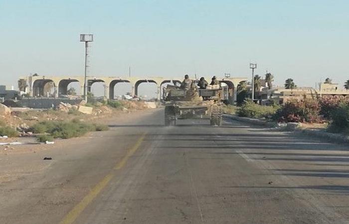 سوريا.. النظام يعزز وجوده على الحدود مع الأردن