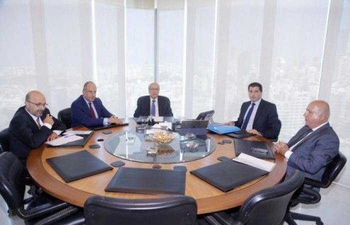 بو عاصي تابع أزمة القروض مع طربيه: نعمل على تصور واضح وصلب ومستدام للسياسة الإسكانية