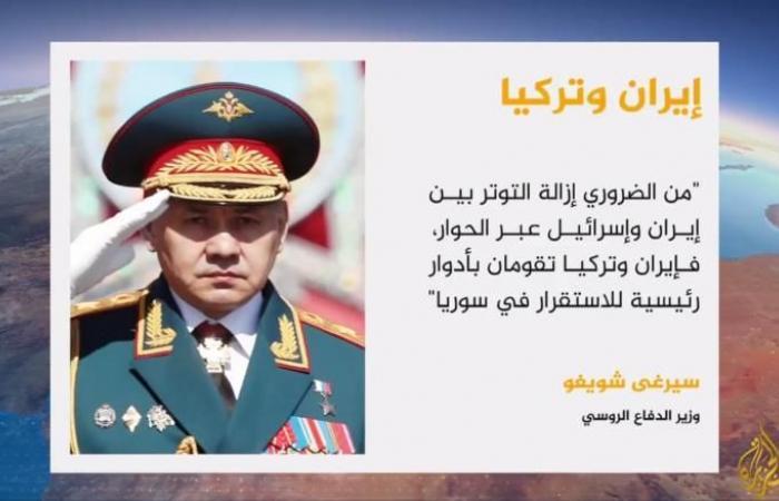 سوريا كلمة السر.. موسكو تستقبل نتنياهو وموفد خامنئي
