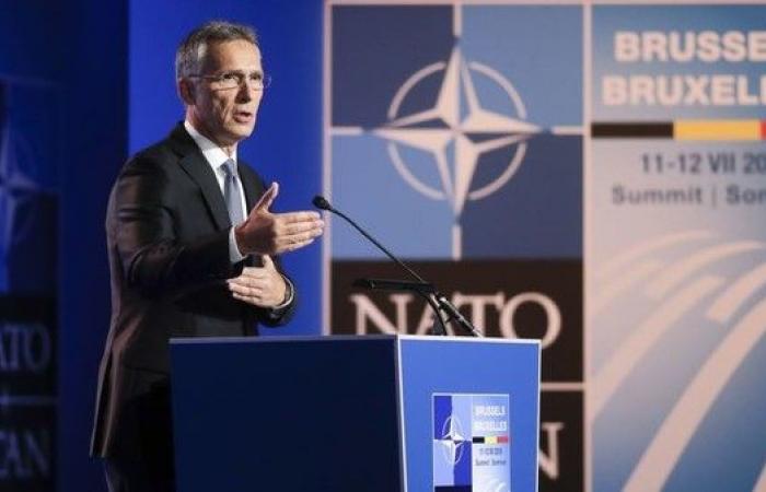 الناتو: برنامج إيران الصاروخي مصدر قلق