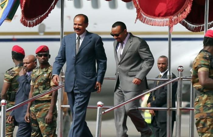 إريتريا ترد الزيارة التاريخية لغريمتها إثيوبيا