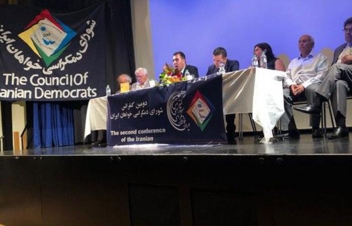 """""""القوى الديمقراطية"""" يدعو لدعم احتجاجات إسقاط نظام إيران"""