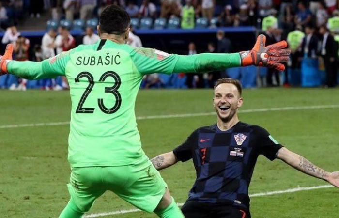 نهائي كأس العالم: لا تغييرات في تشكيلتي فرنسا وكرواتيا