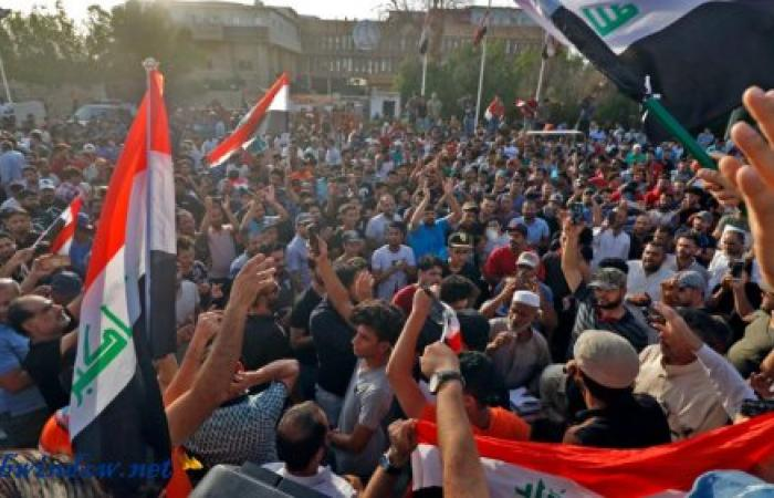 العراق.. إجراءات حكومية عاجلة لاحتواء الاحتجاجات