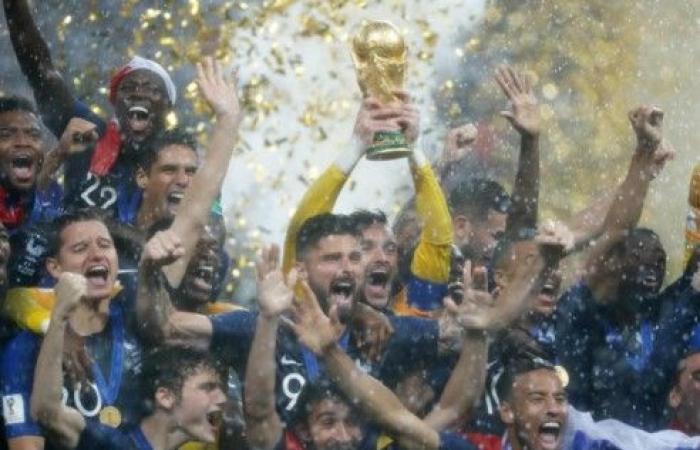 زيدان 1998 ــ بوغبا ومبابي 2018: مهاجرو فرنسا يعيدون كأس العالم إلى باريس