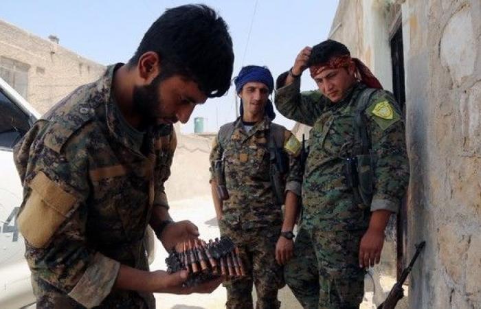 """انسحاب آخر عناصر """"وحدات الحماية"""" الكردية من منبج"""