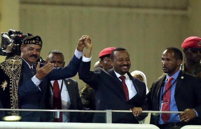 هُزمت الحرب.. إريتريا تعيد فتح سفارتها بإثيوبيا