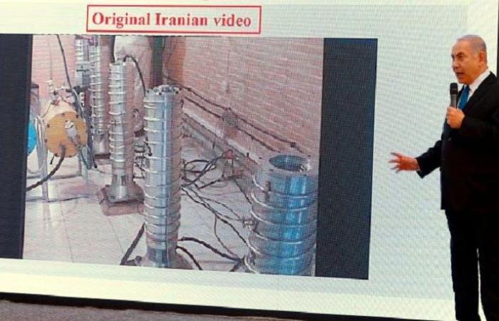 كيف تسلل الموساد إلى 32 خزنة ليسرق أسرار إيران النووية
