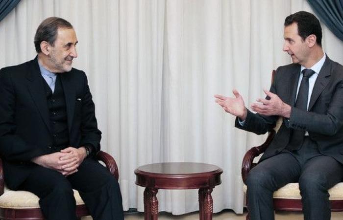 سابقة.. صحيفة موالية للأسد تهاجم مستشار مرشد إيران