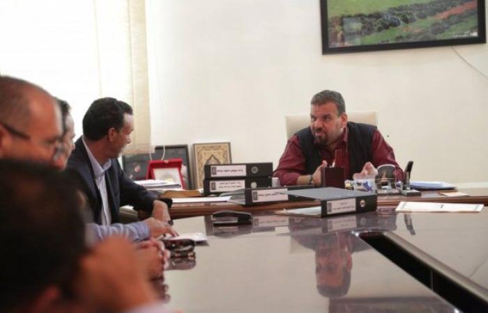 رئيس الهيئة العامة للثاقفة يُؤكد على ضرورة استكمال المشاريع المتوقفة