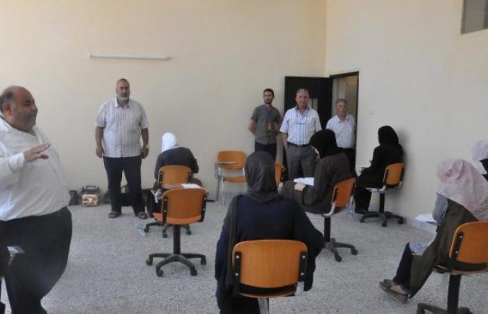 أبرز ملاحظات اليوم الثاني لامتحانات شهادة إتمام مرحلة التعليم الثانوي من مصراتة