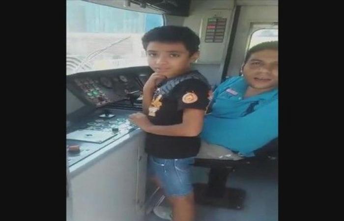 بعد قيادة طفل له.. خط ساخن بمصر لمخالفات المترو