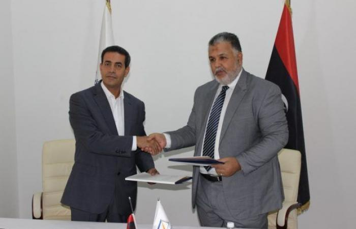 طرابلس.. المفوضية الوطنية العليا للانتخابات تستلم مقرها الجديد