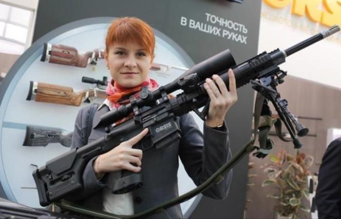 """بوتينا.. """"الجاسوسة"""" الروسية التي شغلت الأميركان"""