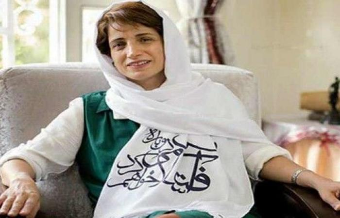 5 سنوات سجناً للمحامية الإيرانية المعارضة نسرين ستودة