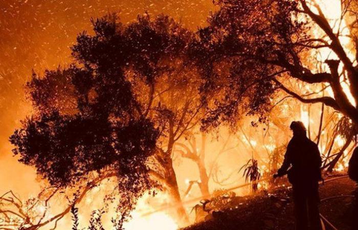 إخماد حريقين في كفردبيان والمعيصرة في كسروان