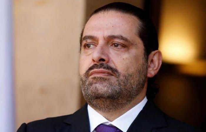 الحريري إستقبل شمص والعميد الركن رمضان