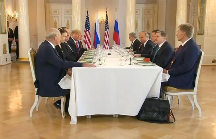 """بعد """"عاصفة هلسنكي"""".. ترامب يريد لقاء بوتين مجددا"""