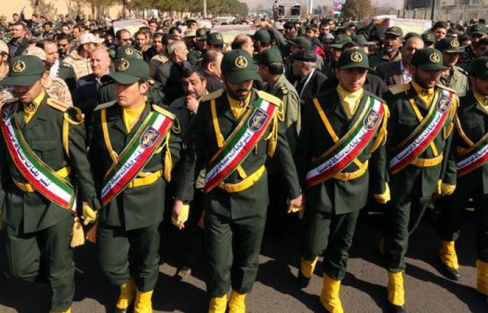 مقتل 11 عنصراً من الحرس الثوري باشتباكات غرب إيران