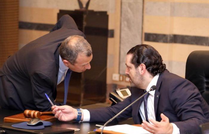 """ما بين الحريري وباسيل: """"انزعاج متبادل""""… واهتزاز التحالف والتسوية"""