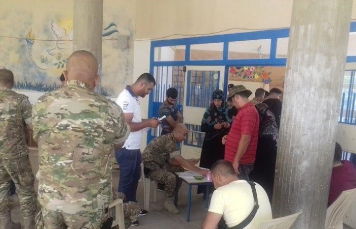 الجيش وزّع 500 حصة غذائية في منطقة البقاع