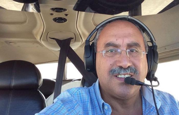جمعية الطيارين الخاصين نعت طيارًا قضى غرقًا في صور