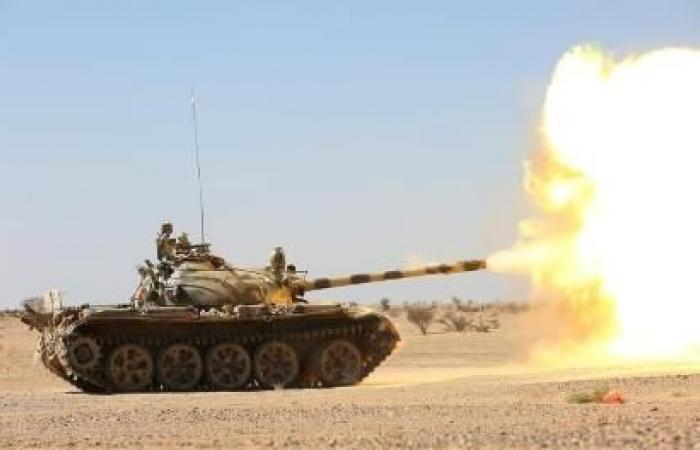 قوات الجيش تواصل تمشيط التحيتا وتلقي القبض على خلية حوثية نائمة