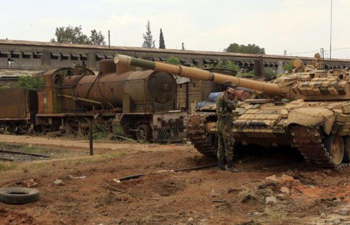سوريا.. قصف عنيف على حوض اليرموك ونزوح الآلاف
