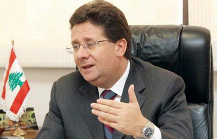 """كنعان: لاقرار الاصلاحات الملحة المرتبطة بالموازنات ومؤتمر """"سيدر"""""""