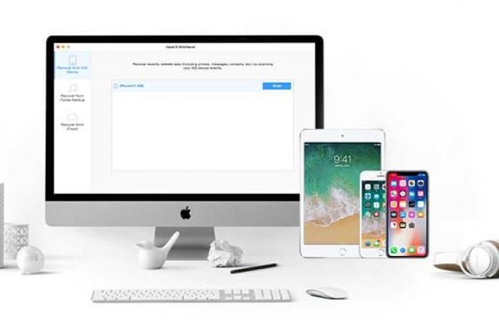 أفضل برامج استعادة الملفات المفقودة لأجهزة آيفون وآيباد