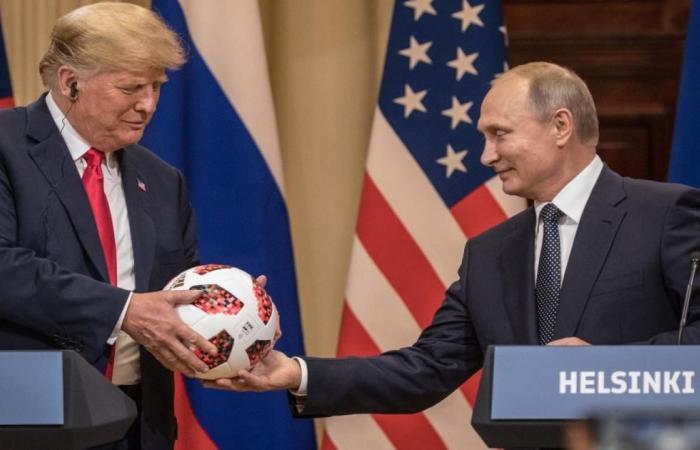 هدية بوتين لترامب تثير شكوك الاستخبارات الأميركية