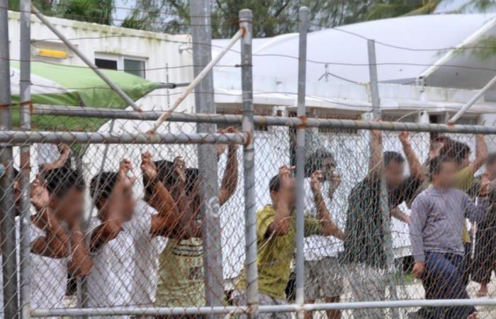 الآلاف يتظاهرون في أستراليا ضد احتجاز اللاجئين