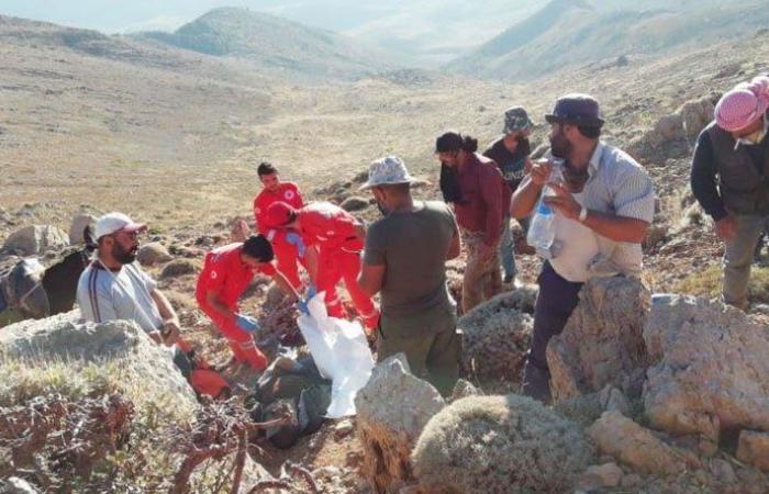 جثة سوري على خلفية عملية تهريب بين لبنان وسوريا