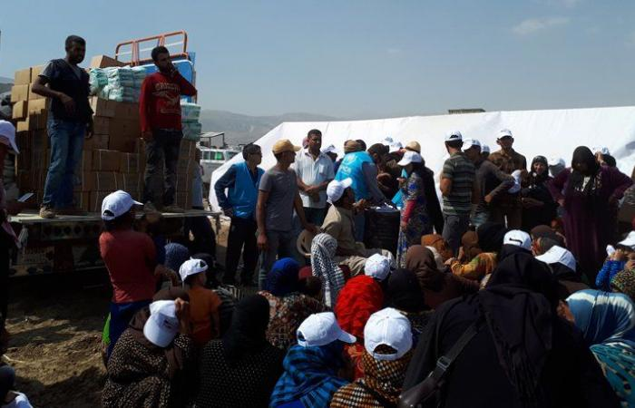 تفاعل لبناني مع المبادرة الروسية حيال النازحين السوريين