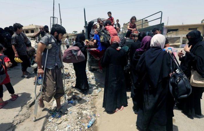 أكثر من ألف سوري يعودون من لبنان