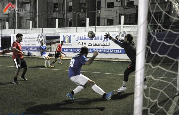 """قرعة البطولة الرسمية الأولى لـ """"الميني فوتبول"""""""