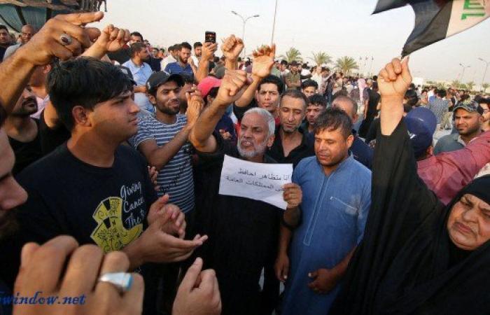 العراق.. تظاهرات مرتقبة اليوم والعاصمة مؤمنة