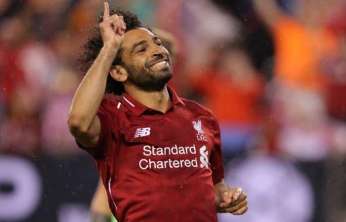 صلاح ورونالدو وميسي ضمن اللائحة النهائية لأفضل مهاجم في دوري أبطال أوروبا