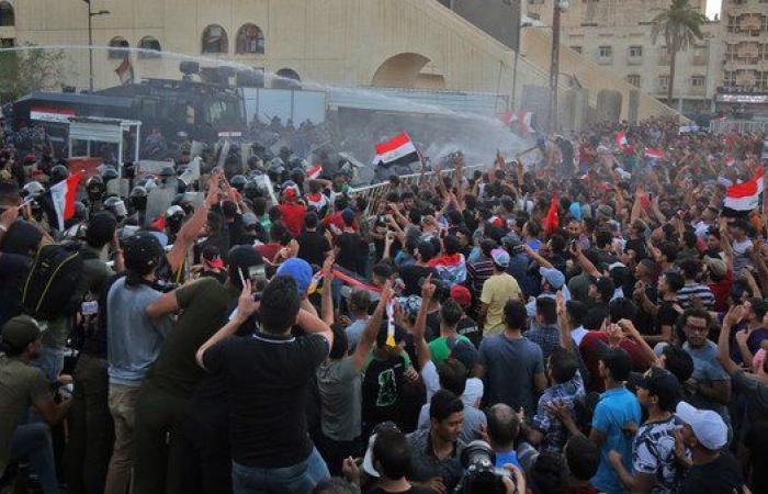 العراق.. تظاهرات جديدة موحدة ببغداد والاعتصامات مستمرة