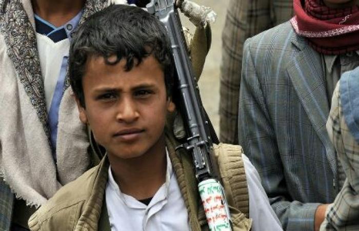 اليمن   بعد ان جندتهم المليشيا ..التحالف العربي يعلن عن تسليم 86 طفلاً لأسرهم