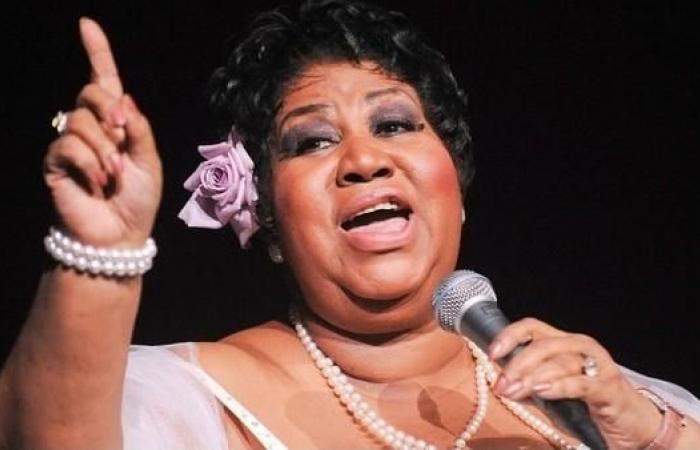 """وفاة أريثا فرانكلين """"ملكة موسيقى السول"""" عن 76 عاما"""