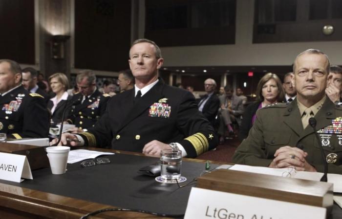 قائد عملية قتل بن لادن لترامب: اسحب تصريحي الأمني