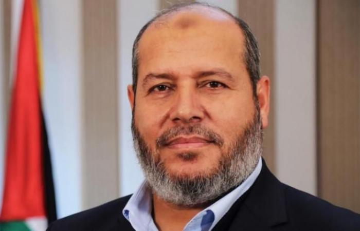 فلسطين   الحية: نعمل على إنجاح الجهود الأممية والمصرية لتخفيف الحصار عن غزة