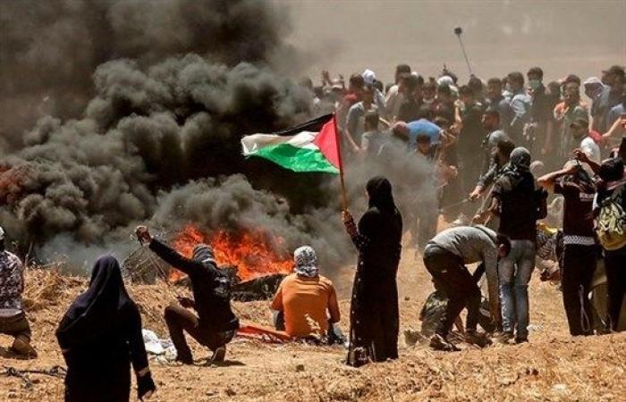 """فلسطين   استعدادات لـ """"جمعة ثوار من أجل القدس والأقصى"""" ضمن مسيرات العودة"""