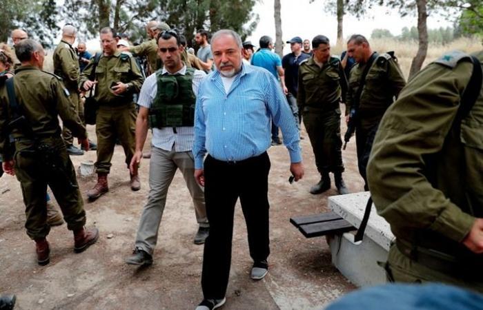 """فلسطين   قناة عبرية: ليبرمان يجري مشاورات في مقر وزارته """"الكرياه"""" حول التطورات في غزة"""