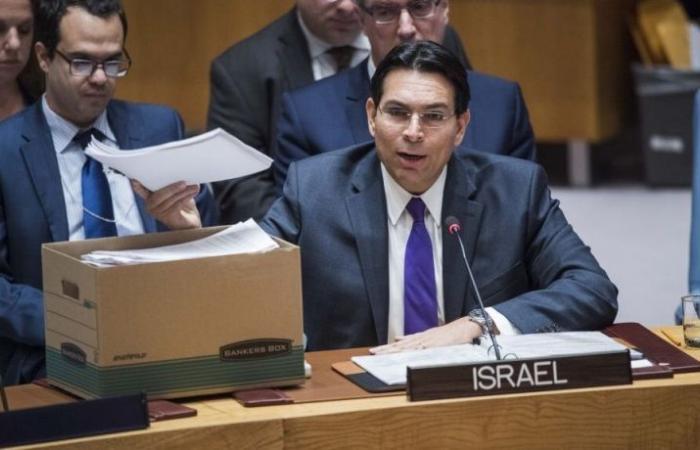 فلسطين | داني دانون: الفلسطينيون يحتاجون اولا لحماية من قياداتهم