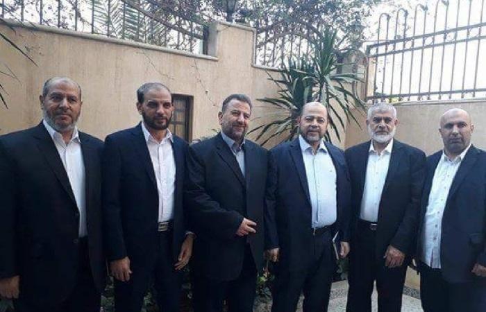 فلسطين   حماس: اختتام جولة المشاورات مع الفصائل حول التهدئة والمصالحة
