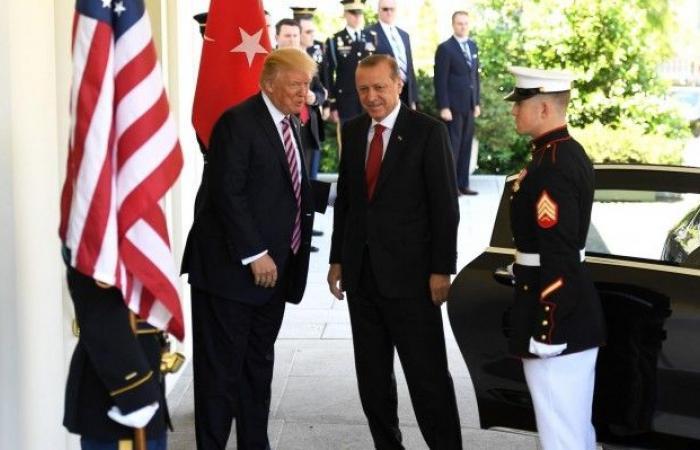 فلسطين   واشنطن تهدد تركيا بمزيد من العقوبات والليرة تهوي مجدداً
