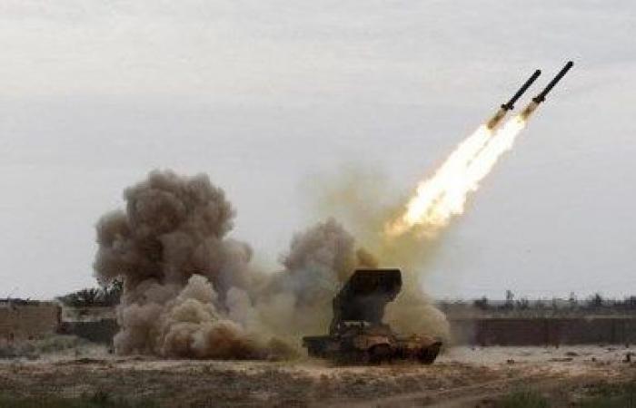 اليمن | الدفاعات السعودية تعترض صاروخ باليستي أطلقته المليشيا على نجران